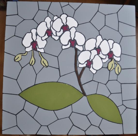 AUTRES orchidée plante fleur Fleurs  - Orchidée
