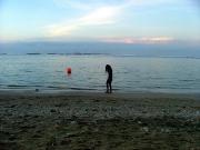 photo paysages meditation aube ocean paysage : Méditation océane
