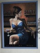 tableau personnages femme : Belle de nuit