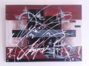 tableau abstrait abstrait contemporain moderne : Contemporain Art