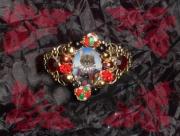 bijoux animaux : Bracelet baroque Arlequin