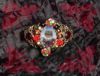 Bracelet baroque Arlequin