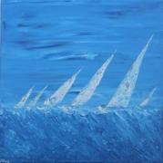 tableau marine : REGATE8