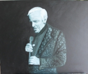 tableau personnages : Charles Aznavour