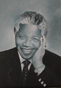 tableau personnages : Nelson Mandela