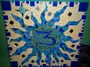 autres autres soleil bleu chance : soleil bleu