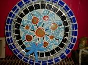 autres autres ceramique soleil astre : planétes