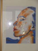 tableau personnages musique star femme douce : jazz women