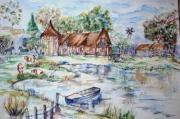 autres paysages : Bocage  Normand