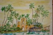 autres paysages allepey alappazha : Petite venise  Indienne