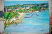 tableau paysages : Martinique