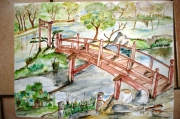 autres paysages : jardin Japonnais