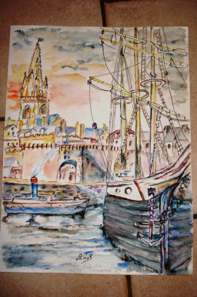 AUTRES Saint-Malo côtes d 'Emeraudes Marine  - Cité des corsaires