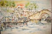 autres marine : Venise Chinoise