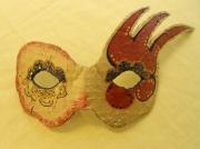 autres autres carnaval masque dore loup : loup de carnaval