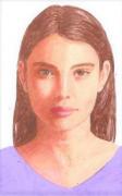drawing personnages visage de femme : Portrait de femme 2021