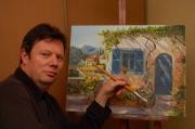 site artiste atelier - didier de timmerman