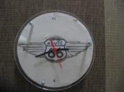 """deco design horloge route 66 : horloge """" Route 66"""""""