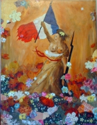tableau personnages : marianne - la révolution des fleurs