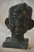 sculpture personnages : Simon