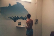deco design paysages djibouti aeroport carte france : peinture murale