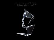 sculpture plexiglass sculpture plenevaux plastic : X3