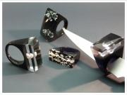 bijoux autres bagues creation : Bagues en Cristallium