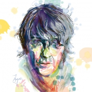 art numerique personnages arno belgique ostende rock : Arno