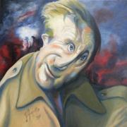 tableau personnages bacon london vision expressionnisme : Francis Bacon