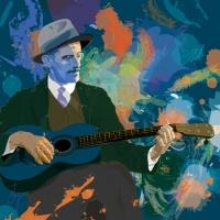 James Joyce à la guitare
