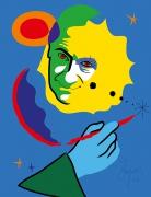 art numerique barcelone surrealisme joan miró miró : Joan Miró