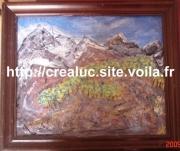 mixte paysages montagne paysage crealuc nature : montain
