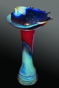 ceramique verre decoration lavabo salle de bain cuisine : lavabo