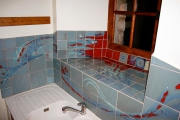 tableau decoration architecture cuisine salle de bain : encadrement fenêtre