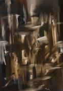 art numerique abstrait : L'indécision