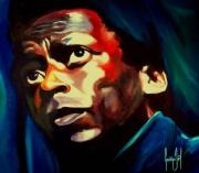 tableau : Miles DAVIS 3