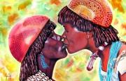 tableau : KISS AFRICA