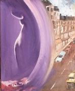 tableau scene de genre ideale femme sentiment anna maillard : IDEALE