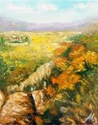 tableau paysages provence paysage var anna maillard : PROVENCE