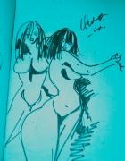dessin personnages amazones filles nues dessin : amazones