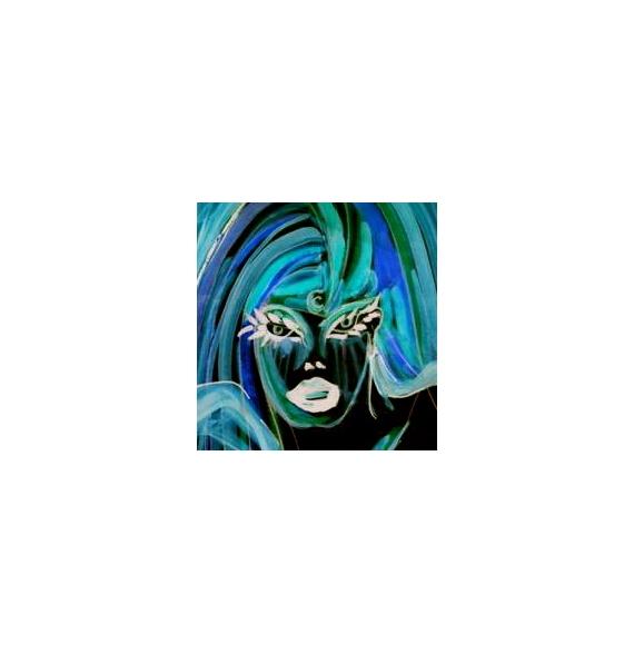 ART NUMéRIQUE  - masque
