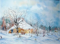 Reflets hivernal