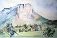 Apremont et Mt Granier