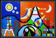 painting : Marsa el kebir