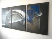 tableau abstrait : Performance