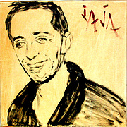 tableau personnages : Gad Elmaleh