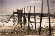 art numerique marine fouras france cabane de pecheur mer : Fouras, cabane de pêcheur