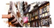 art numerique villes : Colmar