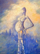 tableau maternite femme : Maternité