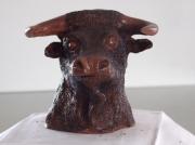 sculpture autres taureau espagne : Toro
